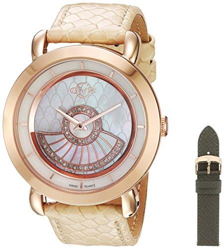 GV2 by Gevril Catania Womens Diamond Swiss Quartz Watch