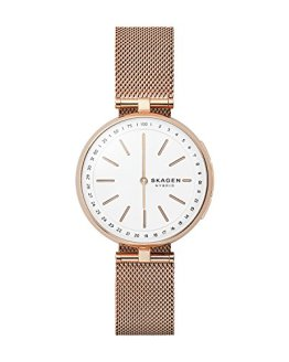 Skagen Connected Women's Signatur T-Bar Quartz Watch