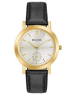 Bulova Women's Stainless Steel Analog-Quartz Watch