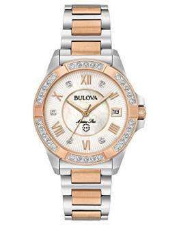 Bulova Women's Analog-Quartz Watch