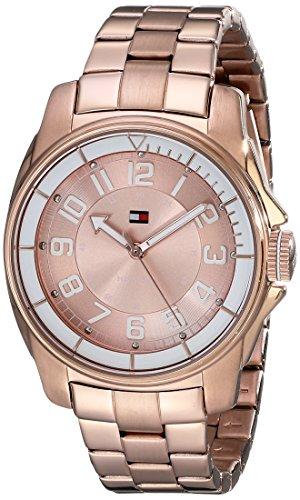 Tommy Hilfiger Women's Sport White Bezel Bracelet Watch