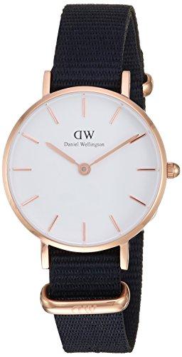 Daniel Wellington Classic Petite Cornwall in White 28mm