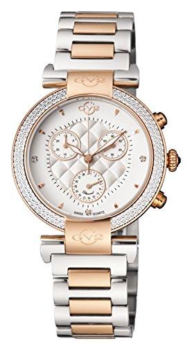 GV2 by Gevril Berletta Chrono Womens Chronograph Watch