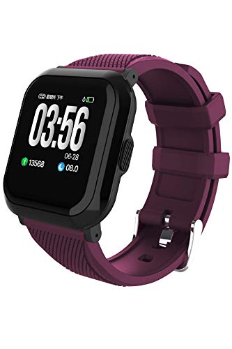 Smart Watch Heart Rate Monitor Blood Preesure Stopwatch