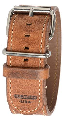 Bertucci D-Type Mens Heritage Horween Watch Band