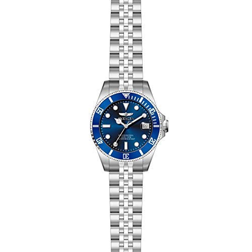 Invicta Pro Diver Quartz Blue Dial Ladies Watch 29187