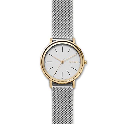 Skagen Women's Hald Steel-Mesh Watch