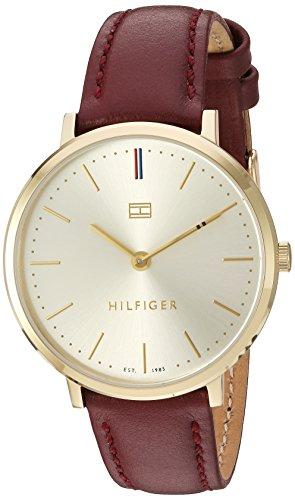 Tommy Hilfiger Women's 'Sophisticated Sport' Quartz Gold-Tone Watch
