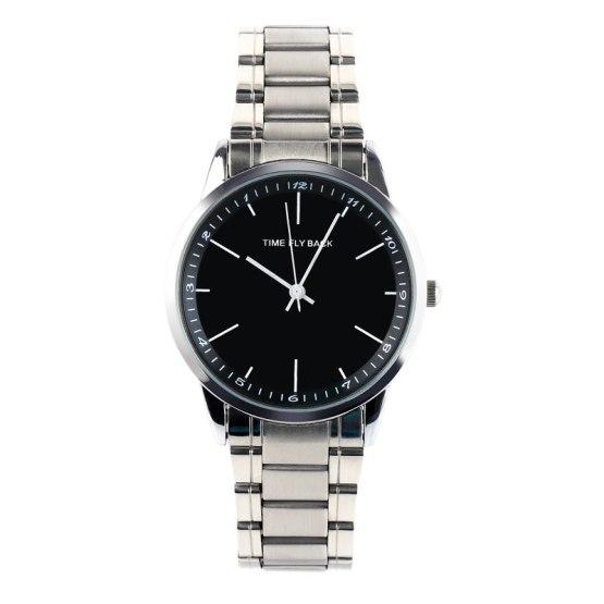 Time Story Anti-clockwise Classic Fashion Quartz Watch Men