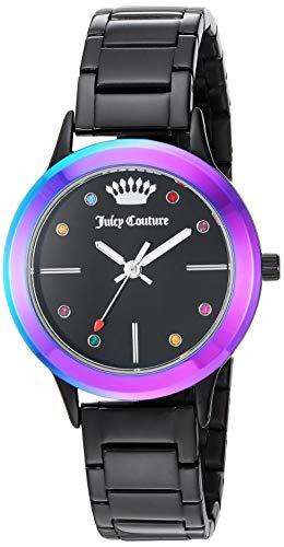 Juicy Couture Black Label Women's Multicolor Swarovski Crystal accented Watch