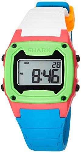 Freestyle Shark Classic Since '81 Black Neon Unisex Watch