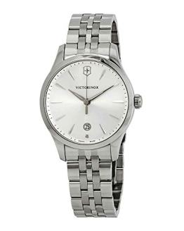 Victorinox Alliance Small Silver Dial Stainless Steel Ladies Watch