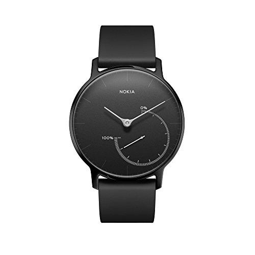 Nokia Steel Limited Edition - Activity & Sleep Watch, Full Black