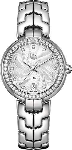 TAG Heuer Women's Diamond-Accented Stainless Steel Watch