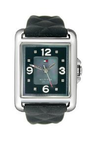 Tommy Hilfiger Synthetic Black Dial Women's Watch