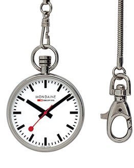 Mondaine EVO Pocket Watch