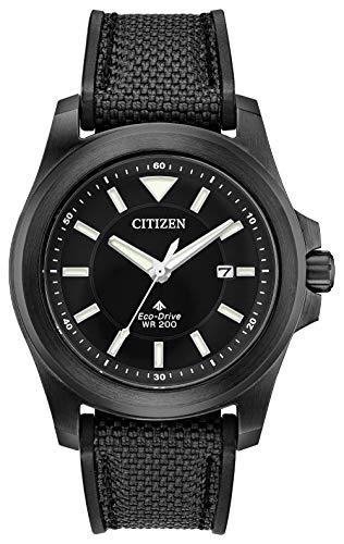 Citizen Promaster Tough Men's Watch Black Cordura Fabric