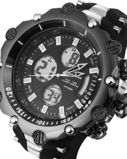 Top Luxury Brand Men Military Waterproof LED Sports Watches
