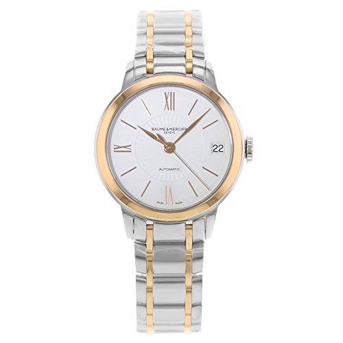 Baume & Mercier Classima Core Two-Tone Steel Automatic Ladies Watch