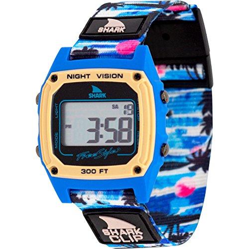 Freestyle Shark Classic Clip Aloha Hawaiian Sunset Unisex Watch