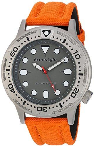 Freestyle Ballistic Diver Orange Unisex Watch