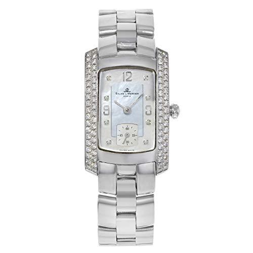 Baume & Mercier Hampton Quartz Female Watch (Certified Pre-Owned)