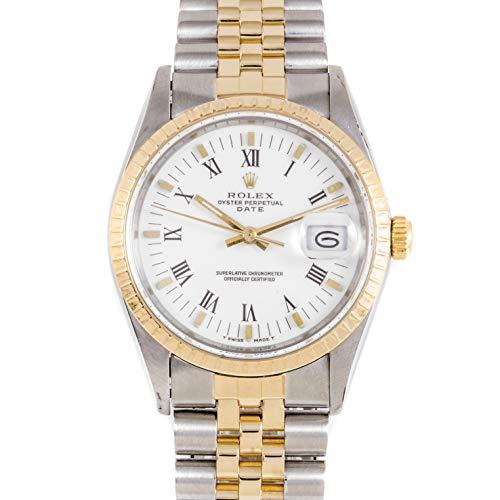 Rolex Date Automatic-self-Wind Male Watch