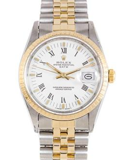 Rolex Date Automatic-self-Wind Male Watch