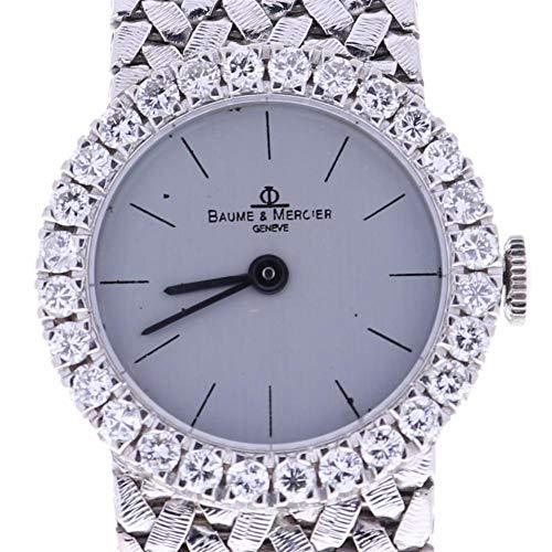 Baume & Mercier Quartz Female Watch (Certified Pre-Owned)