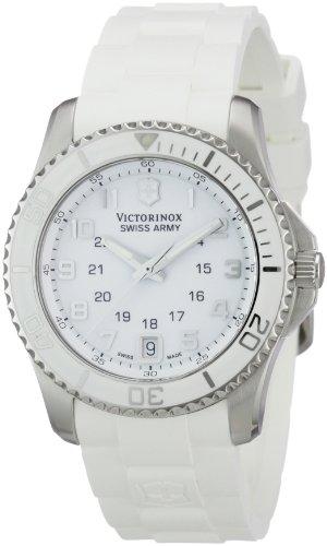 Victorinox Swiss Army Women's Maverick white Dial Watch
