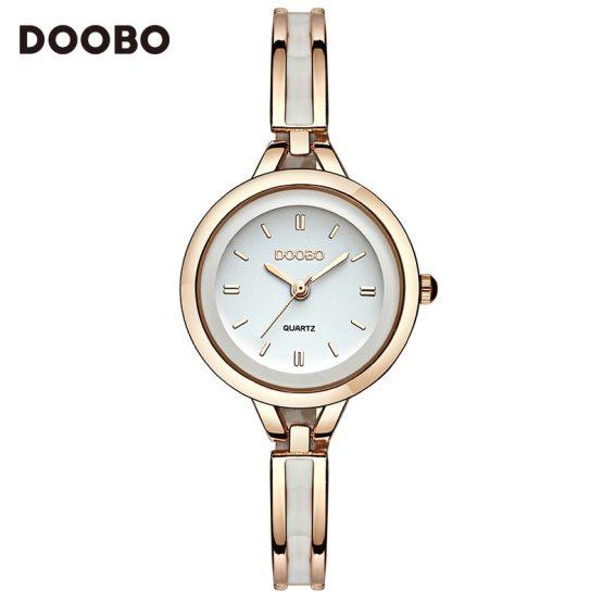 2017 Luxury Women Watch Famous Brands Gold Fashion Design Bracelet Watches