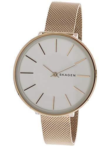 Skagen Women's Karolina Japanese-Quartz Watch with Stainless-Steel Strap
