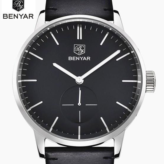 2017 Top Luxury Brand Benyar Men Sports Watches Men's Quartz