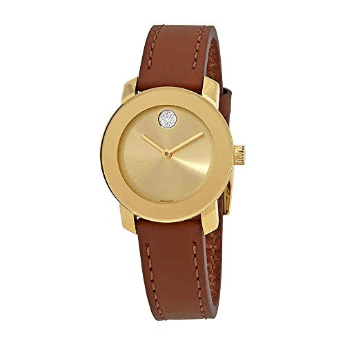 Movado Women's Bold - Yellow Gold Ion-Plated One Size