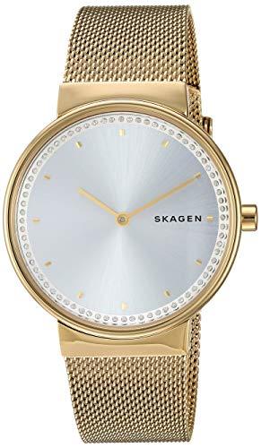 Skagen Women's Annelie Quartz Stainless Steel and Mesh Casual Watch
