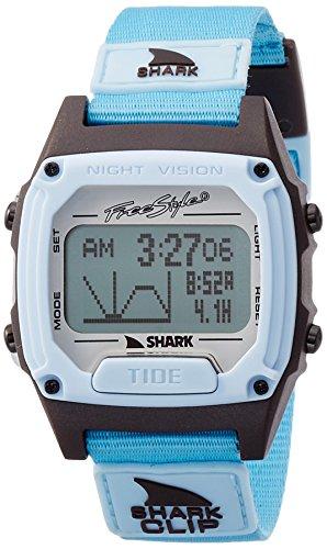 Freestyle Tide Japanese-Quartz Sport Watch with Nylon Strap, Blue