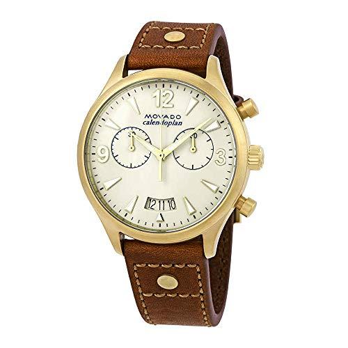 Movado Heritage Chronograph Ladies Watch