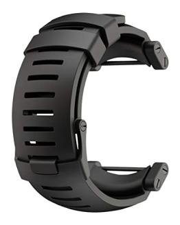 SUUNTO Core Rubber Replacement Strap (Black)