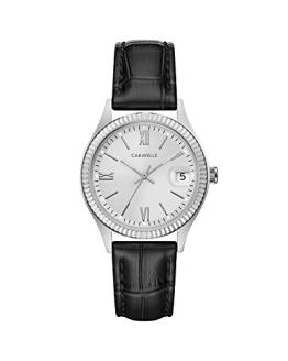 Caravelle Women's Stainless Steel Quartz Watch