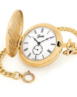 Speidel Classic Smooth Pocket Watch