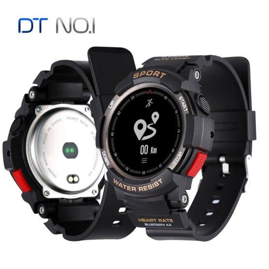 Digital Smart Watch Men IP68 Waterproof Sport Watch