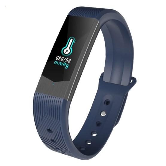 New Smart Wrist Band Bluetooth Watch Bracelet Fitness