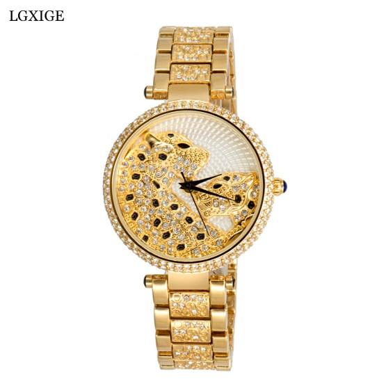 LGXIGE Brand Hot Antique Bracelet Watch Vintage Women Wrist Watch