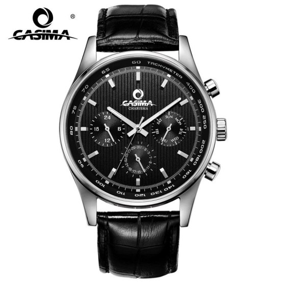 Luxury Brand Watches Men's Fashion Business Dress Casual Sports