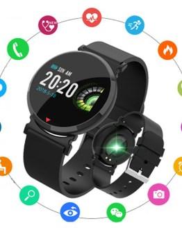 Digital Smart Watch Men Pedometer Fitness Sport Watch Blood Pressure