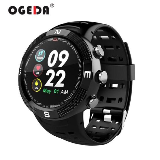 OGEDA 2019 F18 Outdoor GPS Position Sports Smartwatch Men women