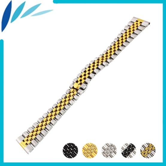 Stainless Steel Watch Band 18mm 20mm 22mm