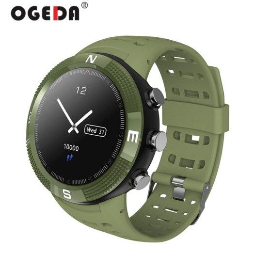 OGEDA 2019 Outdoor GPS Position Sport Smartwatch Men Women