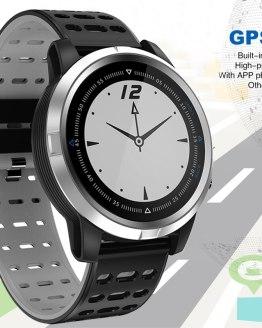 GPS Smart Watch IP68 Waterproof Smartwatch Dynamic Heart Rate Monitor