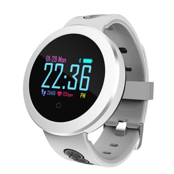 Smart Watch Men Waterproof Weather Forecast Fitness Tracker Digital